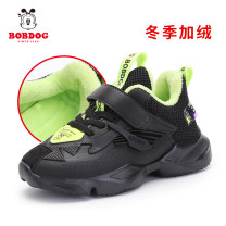 gym shoes male synthetic leather Bobdog / Babu bean 26,27,28,29,30,31,32,33,34,35,36,37 3526 black green [ermian], black red [spring style], black green [spring style], 3526 black red [ermian] winter non-slip Casual shoes EVA pupil 202593526-324055 PU
