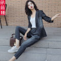 Fashion suit Autumn of 2019 M L XL XXL black 25-35 years old Yi Lanshan Other 100% Pure e-commerce (online only)