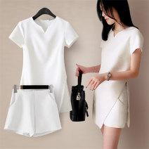 Fashion suit Spring 2020 S,M,L,XL,XXL White suit, black suit 18-25 years old