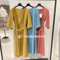 Dress Spring 2021 Yellow MD, brick red RS, blue MB Average size Other / other