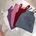 skirt Summer 2020 S,M,L,XL Mid length dress commute A-line skirt Type A