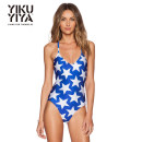 Casual pants blue XS XL 2XL Summer of 2018 shorts Jumpsuit High waist street 18-24 years old 15150A446 Cool and elegant Europe and America