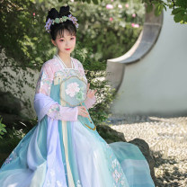 Hanfu 96% and above Summer 2020 polyester fiber