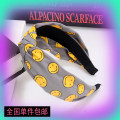 Hair accessories hair hoop 10-19.99 yuan MEI White grey black brand new Japan and South Korea Fresh out of the oven cloth Not inlaid twenty thousand one hundred and fifty