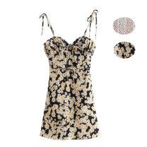 Dress Autumn of 2018 S,M,L singleton
