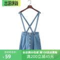 skirt Summer 2020 S / 160, M / 165, L / 170, L / 170 Light blue jeans C0878 Other / other