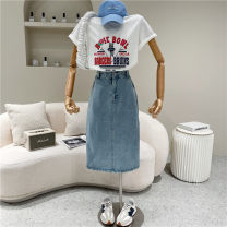 Fashion suit Spring 2021 S,M,L blue 18-25 years old 51% (inclusive) - 70% (inclusive)