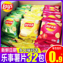 Puffed food Lay's 99 Dongxing Road, Songjiang Industrial Zone, Shanghai Pepsi food (China) Co., Ltd packing Chinese Mainland 12g  270 8008201718 Potato chips 1.1 See outer packing for details See outer packing for details SC11231011700309 Shanghai Cool and dry place 2021-03-01;2021-05-31