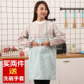 apron antifouling Cartoon pure cotton Household cleaning Average size public yes like a breath of fresh air