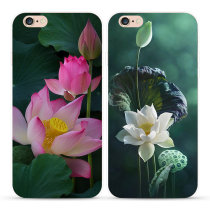 Mobile phone cover / case Xitong cottage Chinese style Apple / apple three thousand one hundred and two Protective shell TPU