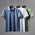 Polo shirt Huasachi Fashion City routine 21-0073 dark blue, 21-0073 light blue, 21-0073 green 165,170,175,180,185,190/104A,190/108B,190/112C standard Other leisure summer Short sleeve Business Casual routine youth Cotton 76% polyester 20% polyurethane elastic fiber (spandex) 4% 2021 Solid color
