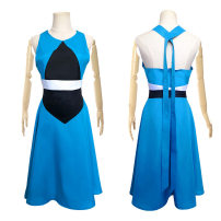 Cosplay women's wear Other women's wear goods in stock Over 14 years old blue comic S,M,L,XL,XXL,XXXL Jujiyuan The product * is not yet decided