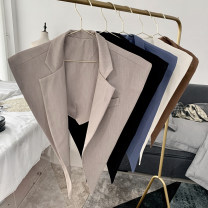 Scarf / silk scarf / Shawl other Khaki suit shawl, camel suit shawl, black suit shawl, beige suit shawl, medium blue suit shawl Spring and autumn, summer, winter currency Shawl multi-function Korean version other Students, parents, children, lovers, youth, middle age, old age Solid color other