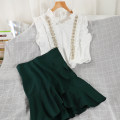 Fashion suit Summer 2021 S,M,L Green, black 18-25 years old 51% (inclusive) - 70% (inclusive)