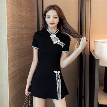 Fashion suit Summer 2021 S,M,L,XL,XXL black 18-25 years old