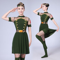 National costume / stage costume Autumn of 2018 S,M,L,XL,XXL,XXXL Other / other 18-25 years old spandex 96% and above
