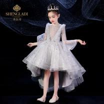 Children's dress female 100cm 110cm 120cm 130cm 140cm 150cm 160cm Saint Latisse full dress SLD20502 Polyester 100% Summer 2020 3 months 6 months 12 months 9 months 18 months 2 years 3 years 4 years 5 years 6 years 7 years 8 years 9 years 11 years 12 13 14 years old princess