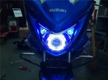 Xenon lamp for motorcycle Chinese Mainland Being proud Light bulb: See description