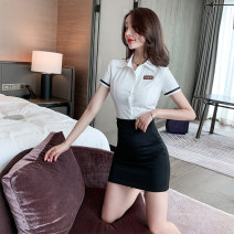 Hotel uniform Summer 2020 S,M,L,XL,XXL,XXXL 25-35 years old 96% and above