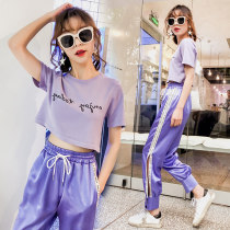 Casual suit Summer of 2018 Purple suit green suit S M L XL