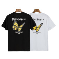 T-shirt Youth fashion White, black routine S,M,L,XL Others Short sleeve Crew neck easy Other leisure Four seasons