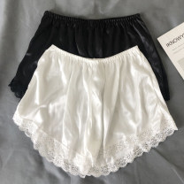 Leggings Summer 2021 White, black Average size Thin money shorts 18-24 years old other 30% and below