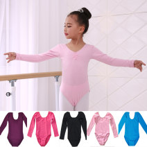 Children's performance clothes female Hang tag 120 (height 85-100, hang tag 130 (height 100-110, hang tag 140, height 110-120, hang tag 150 (height 120-130, hang tag 160 (height 130-140, hang tag 170 (height 140-150, hang tag 180 (height 150-165 Kor Class A practice Cotton 100%