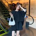 Lace / Chiffon Summer 2020 White shirt, black shirt Average size elbow sleeve commute Cardigan easy Medium length other 18-24 years old Korean version