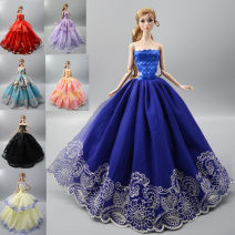 Doll / accessories 2, 3, 4, 5, 6, 7, 8, 9, 10, 11, 12, 13, 14, and over 14 years old parts Other / other China < 14 years old other parts clothing