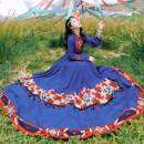 Dress Autumn 2020 blue S,M,L,XL