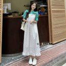 Fashion suit Summer 2021 Average size Shirt, dress 18-25 years old