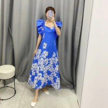 Dress Spring 2020 As shown in the figure XS,S,M,L singleton  street 18-24 years old 31% (inclusive) - 50% (inclusive) Europe and America
