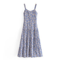 Dress Spring 2021 As shown in the figure S,M,L singleton  street 18-24 years old 31% (inclusive) - 50% (inclusive) Europe and America