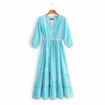 Dress Summer 2020 As shown in the figure S,M,L longuette singleton  street 18-24 years old 31% (inclusive) - 50% (inclusive) Europe and America