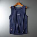 Vest / vest Fashion City Others M,L,XL,2XL,3XL Black, gray, lake blue, navy Other leisure standard Sweat vest routine Crew neck 2020 Cloth hem