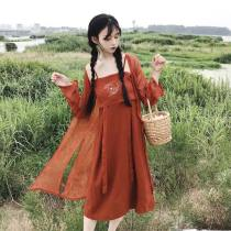 Fashion suit Summer of 2018 S M Cinnabar pink water pink Other / other