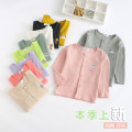 Plain coat Other / other neutral Clothing label 90 is suitable for height 90cm, clothing label 100 is suitable for height 100cm, clothing label 110 is suitable for height 110cm, clothing label 120 is suitable for height 120cm, clothing label 130 is suitable for height 125cm spring and autumn No model