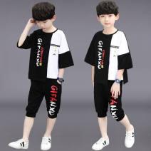 T-shirt Gif, white, GIF, black Other / other 110cm,120cm,130cm,140cm,150cm,160cm,170cm male 10, 11, 12, 13, 3, 4, 5, 6, 7, 8, 9