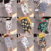 skirt Summer 2021 S,M,L,XL 3250325134043405340634193423346534663467360736083609361036113652 white, 3652 black Short skirt commute High waist skirt Decor Type H 25-29 years old 30% and below other Other / other other Korean version