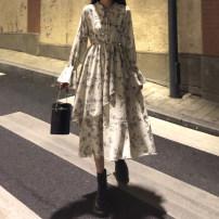 Dress Autumn 2020 Off white Average size