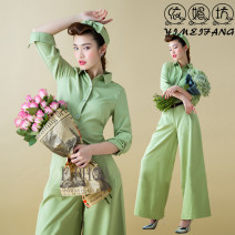 National costume / stage costume Summer of 2018 Average size Yimeifang 18-25 years old spandex