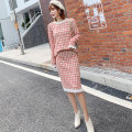 Fashion suit Autumn 2020 S,M,L,XL gules DL548 31% (inclusive) - 50% (inclusive) cotton