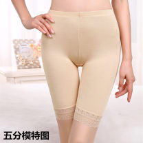 Leggings Summer of 2019 Average size (70-100 weight pieces), large size (100-120 weight pieces), large size (120-150 weight pieces), extra large size (150-180 weight pieces), extra large size (180-220 weight pieces) Thin money shorts 18-24 years old Delijia 91% (inclusive) - 95% (inclusive)