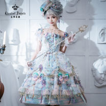 Lolita / soft girl / dress Classic doll As shown in the picture S [spot], m [spot], l [spot]