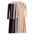 Dress Autumn 2020 Black, brown, khaki, grey S, M street