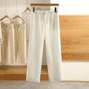 Casual pants S,M,L,XL,XXL Spring 2021 trousers routine 51% (inclusive) - 70% (inclusive) Other / other cotton