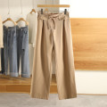 Casual pants Black, Khaki S,M,L,XL Spring 2021 trousers routine 71% (inclusive) - 80% (inclusive) 20C1K270 Other / other polyester fiber