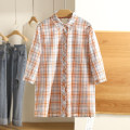 shirt Avocado Green, Coral Orange S,M,L,XL Spring 2021 cotton 96% and above three quarter sleeve Regular Other / other 1S20675