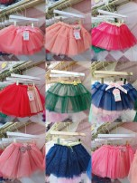 skirt 130 (spot), 120 (spot), 110 (spot), 90 (spot), 100 (spot) Rose red, red, green, blue, red star, lace, pink crown, yellow lace, pink love, green love, green star, blue star, pink pentagram, blue butterfly knot Other / other female Cotton 95% other 5% No season skirt lady Solid color Cake skirt