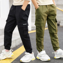 trousers Other / other male spring and autumn trousers leisure time There are models in the real shooting Leggings Leather belt middle-waisted cotton Don't open the crotch Cotton 100% colored cotton Class B Four, five, six, seven, eight, nine, ten, eleven, twelve, thirteen, fourteen Chinese Mainland